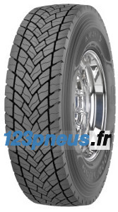 Goodyear KMAX D ( 285/70 R19.5 146/144L 16PR Double marquage 144/142M )