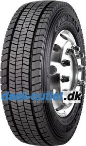 Goodyear Regional RHD II 285/70 R19.5 146/144L 16PR Dobbelt mærkning 144/142M