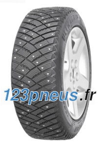 Goodyear Ultra Grip Ice Arctic ( 225/55 R17 101T XL , SCT, Clouté )