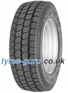 Goodyear Ultra Grip Wtt pneu