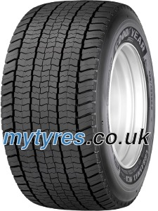 Image of Goodyear Urbanmax MCD Traction RFID ( 455/45 R22.5 166J )