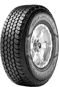 Wrangler All-Terrain Adventure Marquage M+S, POR