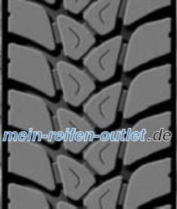 Kaltrunderneuerung DY-3M 17.5 mm 315/80 R22.5 154/150M , runderneuert, Karkassqualität NV