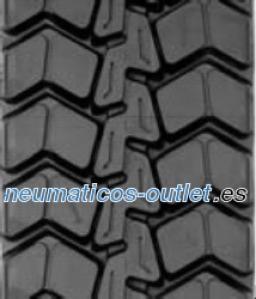 Kaltrunderneuerung DY 315/80 R22.5 154/150M , recauchutados, Karkassqualität NV