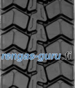 Kaltrunderneuerung DY 315/80 R22.5 154/150M , pinnoitettu, Karkassqualität NV