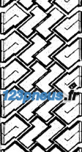 Kaltrunderneuerung LZT ( 205/75 R17.5 124/122M , rechapé )