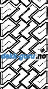 Kaltrunderneuerung LZT 8.5 R17.5 121/120L , regummiert