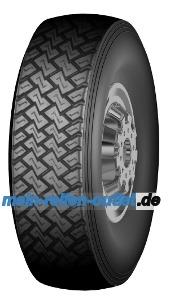 Kaltrunderneuerung MS2-Budget 315/80 R22.5 154/150K , runderneuert, Karkassqualität NV