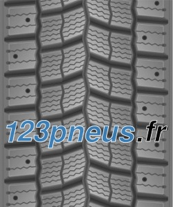 Kaltrunderneuerung MS6 Winter ( 315/70 R22.5 rechapé, Karkassqualität FV )