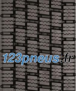 Kaltrunderneuerung MS8 Winter ( 295/80 R22.5 rechapé, Karkassqualität NV )