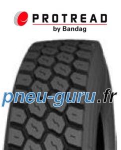 Kaltrunderneuerung Pro Tread DM1 295/80 R22.5 152/148J , Profiltiefe 20mm, Karkassqualität FV, rechapé