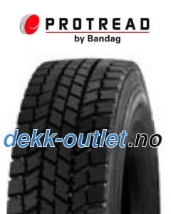 Kaltrunderneuerung Pro Tread DR1 315/60 R22.5 152/148L Profiltiefe 19mm, regummiert, Karkassqualität FV