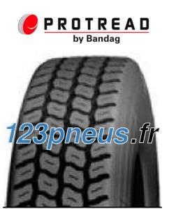 Kaltrunderneuerung Pro Tread TM1 ( 385/65 R22.5 160J Profiltiefe 15mm, Karkassqualität FV, rechapé )