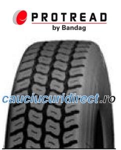Kaltrunderneuerung Pro Tread TM1 ( 385/65 R22.5 160J Profiltiefe 15mm, Karkassqualität FV, Resapat )