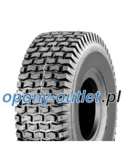 Kenda K358 15x6.00 -6 4PR TT NHS, SET - Reifen mit Schlauch