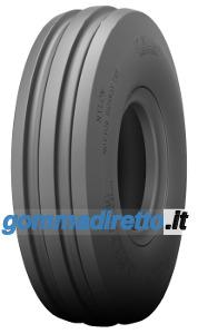 Kenda K406 4.00 -4 4PR TT NHS, SET - Reifen mit Schlauch