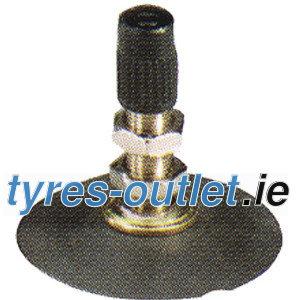 Kings Tire Schlauch gerades Metallventil (TR6)