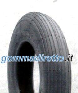 Kings Tire V5501 2.50 -4 4PR TT SET - Reifen mit Schlauch