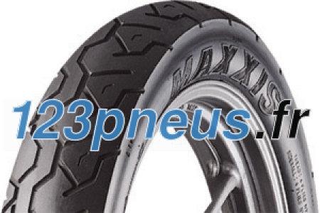 Maxxis M6011F ( MT90-16 TL 74H Roue avant ). ? Le pneu classique de moto de Maxxis comporte une conception unique de bande de roulement qui fournit de