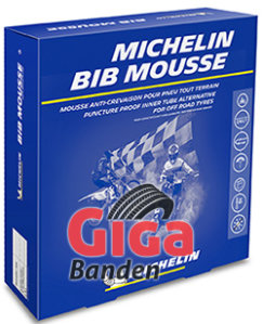 Michelin Bib-Mousse Enduro (M15)