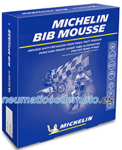 Michelin Bib-Mousse Enduro (M18)