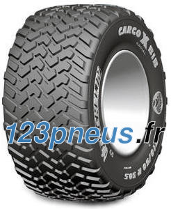 Michelin CargoXbib Heavy Duty ( 500/60 R22.5 155D TL )