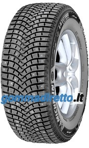 Image of Michelin Latitude X-ICE North LXIN2 ( 225/65 R17 102T , pneumatico chiodato, GRNX )