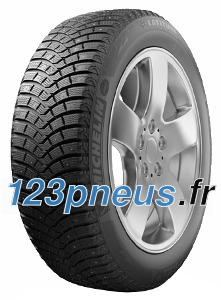 Michelin Latitude X-Ice North 2+ ZP ( 255/50 R19 107T XL , Clouté, runflat )