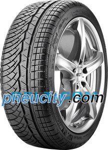 Michelin Pilot Alpin PA4 ZP XL