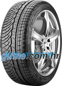 Michelin Pilot Alpin PA4 ZP