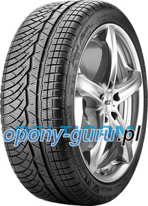 Michelin Pilot Alpin Pa4 Zp 22550 R18 95h Runflat Opony Gurupl