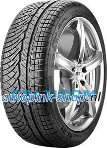 Michelin Pilot Alpin PA4 ZP