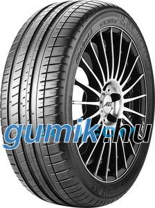 Michelin Pilot Sport 3 ZP ( 275/30 R20 97Y XL *, GRNX, MOE, felnivédőperemmel (FSL), runflat )