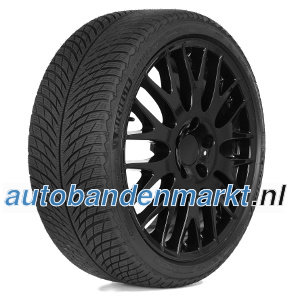 Michelin Pilot Alpin 5 Suv Homologue Bmw Xl