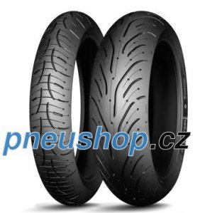 Michelin Pilot Road 4 GT ( 180/55 ZR17 TL (73W) zadní kolo, M/C )