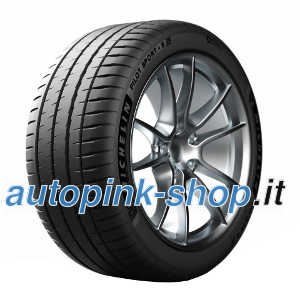 Michelin Pilot Sport 4S 245/30 ZR21 (91Y) XL