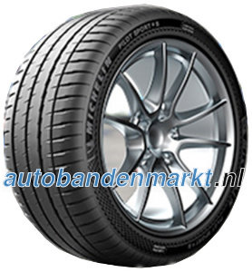 Michelin Pilot Sport 4s Limited Edition Xl