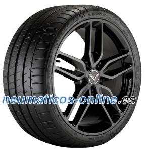 Michelin Pilot Super Sport ZP ( 255/30 ZR19 (91Y) XL con cordón de protección de llanta (FSL), runflat )