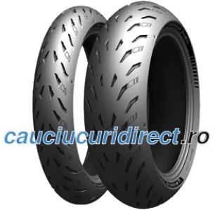 Michelin Power 5 ( 180/55 ZR17 TL (73W) Roata spate, M/C ) imagine