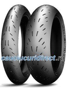 Michelin Power Cup Evo ( 110/70 ZR17 TL (54W) M/C, Roata fata )