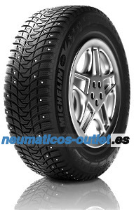 Michelin X-Ice North 3 215/55 R17 98T XL , con sistema de anclaje de clavos