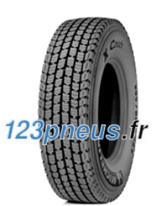 Michelin X Coach XD ( 295/80 R22.5 152/148M Double marquage 154L )