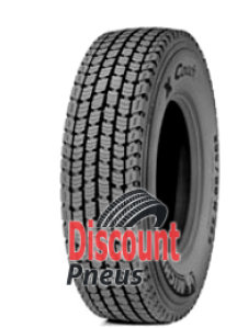Michelin X Coach XD pneu