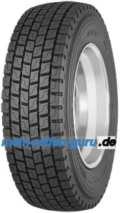 Michelin XDE 2+