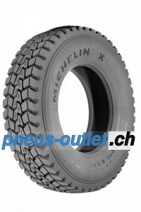 Michelin XDY
