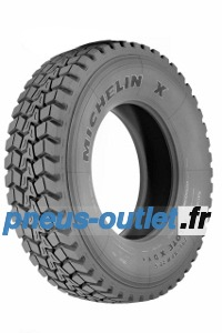 Michelin XDY Plus