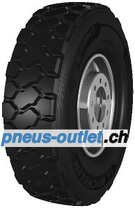 Michelin X Force ZH