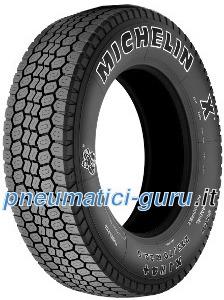 Michelin XJW4+