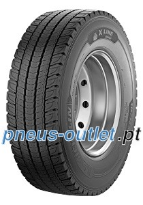 Michelin X Line Energy Z 315/80 R22.5 156/150L