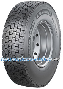 Michelin X-Multiway 3D XDE